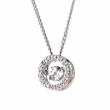 Swarovski Topaz National Treasures Pendant