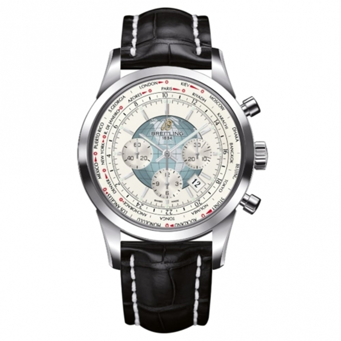 Transocean Chronograph Unitime Calibre 05 Movement