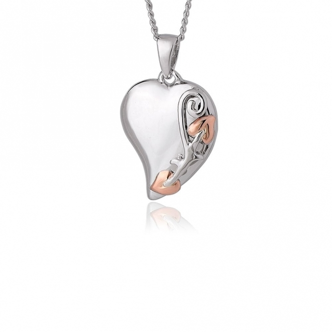 Tree of Life Heart Pendant